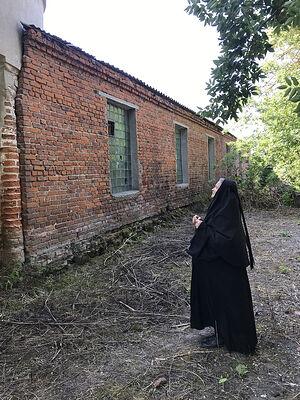 Монахиня Анастасия (Дрёмина)
