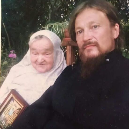 Монахиня Мариам и инок Гавриил