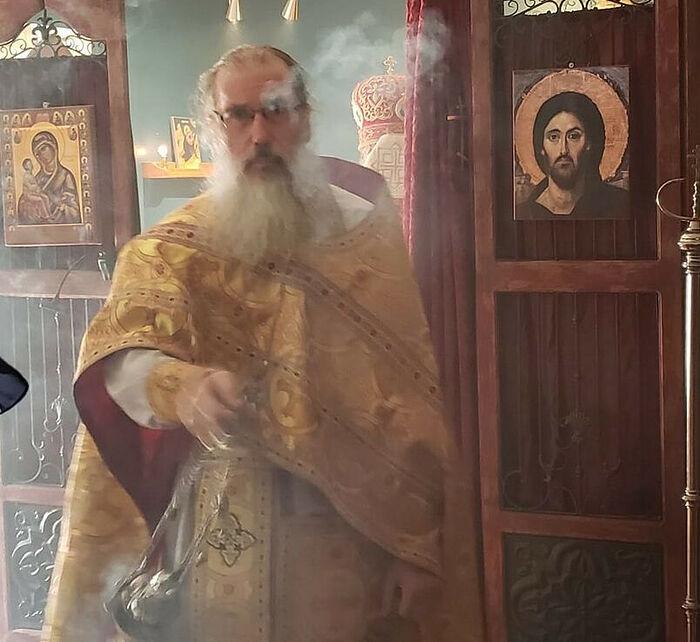 Протоиерей Павел Волменский