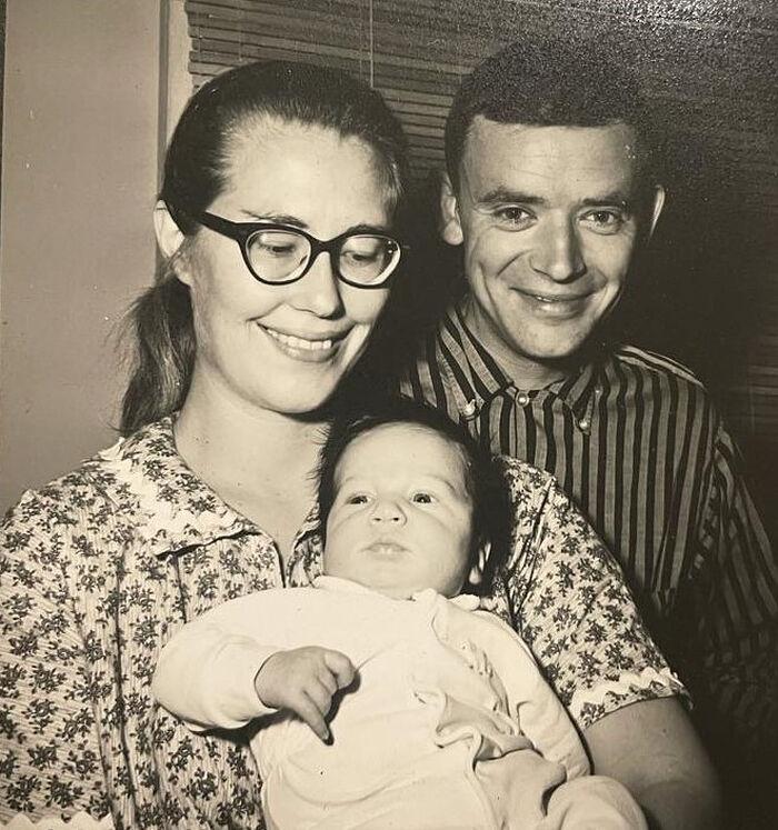 Я с мамой и папой