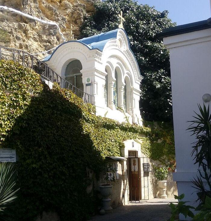 Свято-Георгиевский монастырь сегодня