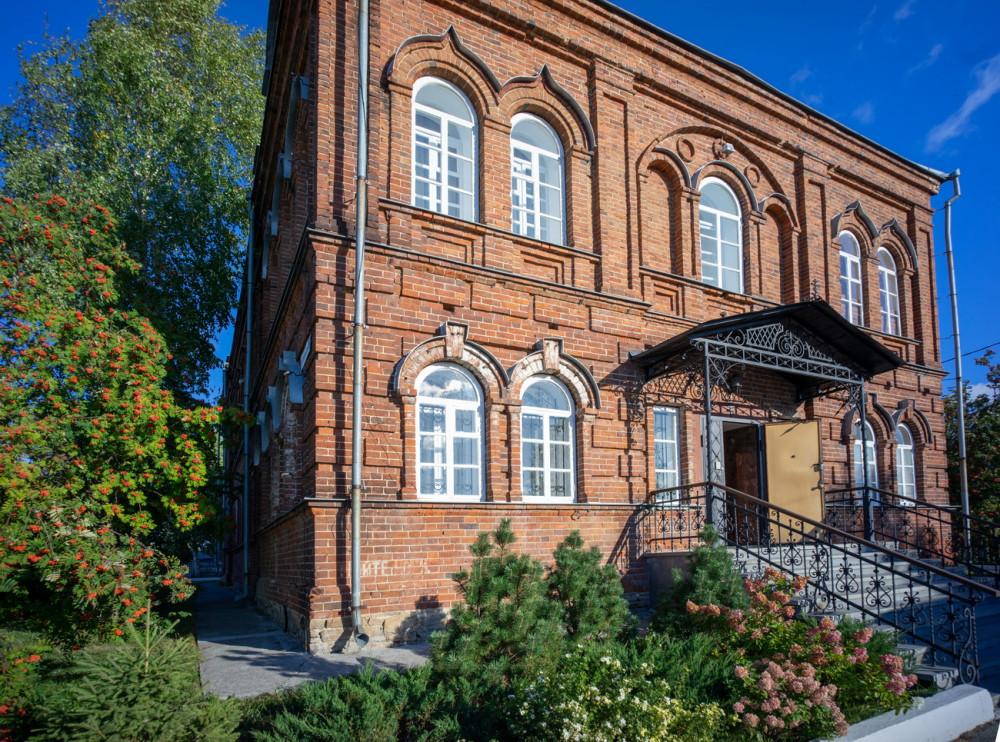 Монастырская гостиница
