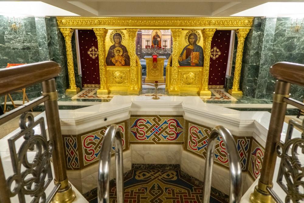 Храм-баптистерий
