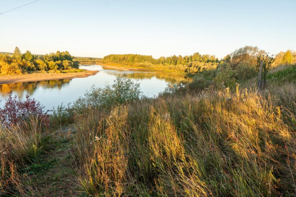 Ο ποταμός Τουρά