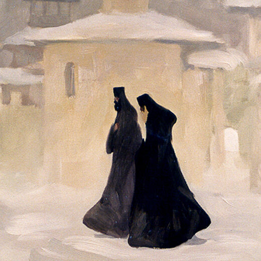 Monks and Mission