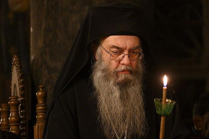 Епископ Адрианопольский Евлогий: «Церковь зависит от не политических сил, а от своей внутренней силы»