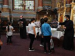 Romanian Church provides school supplies to thousands of children