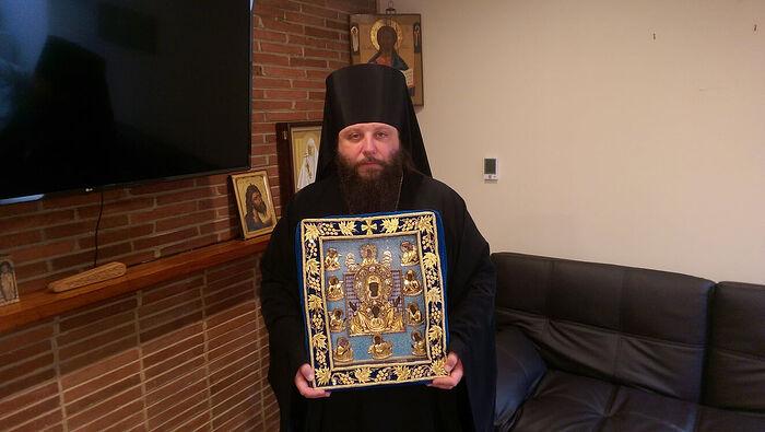 Епископ Манхэттенский Николай (Ольховский)