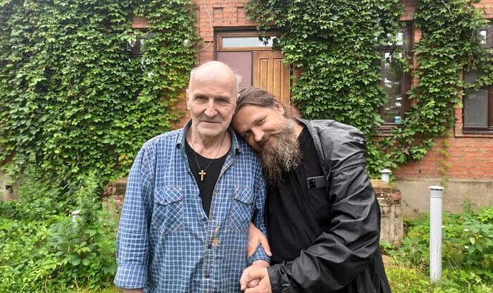 Ιερομόναχος Κοσμάς (Αφανάσιεβ) και ο Πιότρ Μαμονοβ