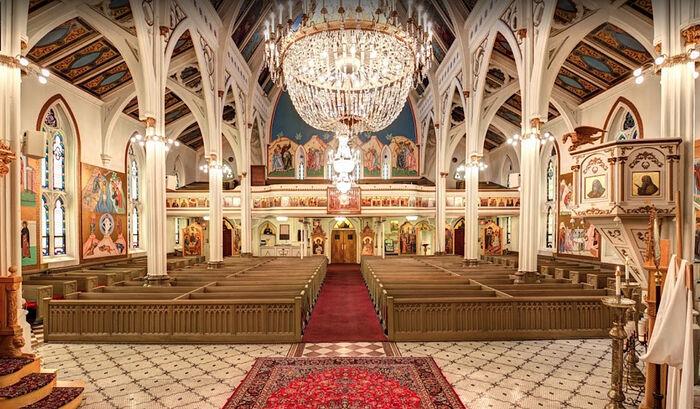 Собор Антиохийского Патриархата признан одним из исторических памятников Нью-Йорка
