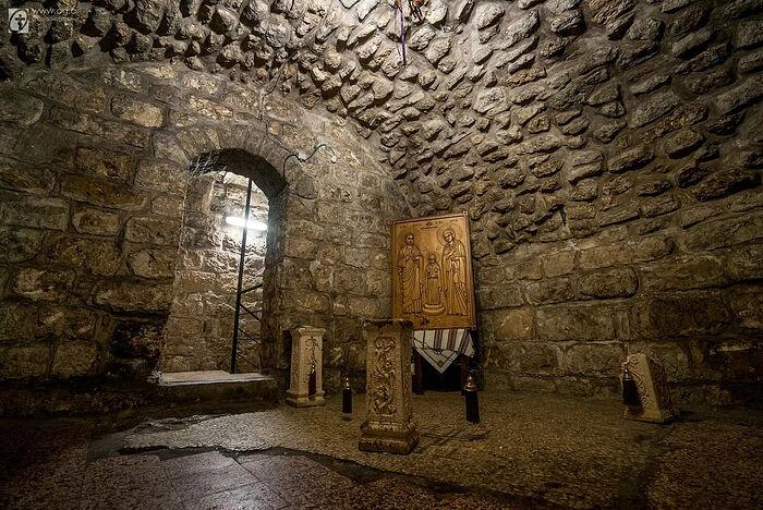 Монастырь святых прародителей Иоакима и Анны. Фото: orthodoxographia.com