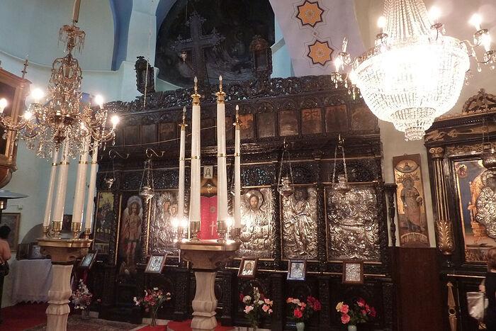 Церковь Святой Марии Монгольской