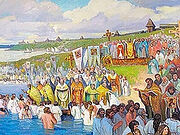 Президент России подписал указ о праздновании 800-летия крещения карелов