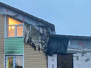 Поможем семье священника утеплить восстановленный после пожара дом!