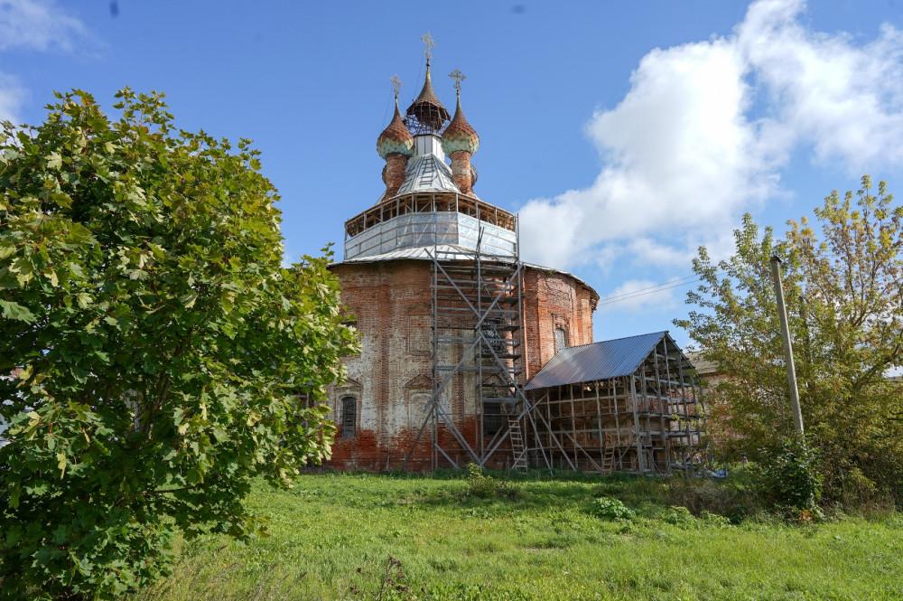 Ο Ιερός Ναός της Παναγίας του Καζάν