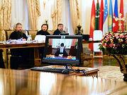 Священный Синод дал оценку визиту Константинопольского Патриарха Варфоломея в Киев
