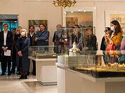 В Сергиево-Посадском музее-заповеднике открылась выставка «Царственный богомолец. Иван Грозный и Троице-Сергиев монастырь»