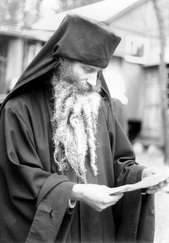 Ο πατήρ Σεραφείμ (Ρόουζ)