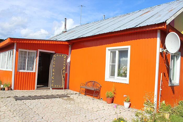 Дом Марии Артеевой в Даниловке