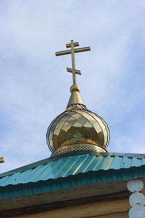 Новый купол для часовни помогли приобрести читатели портала «Православие.Ru»