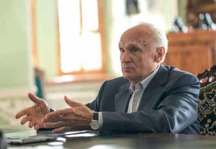 Доктор богословия, профессор Московской духовной академии Алексей Ильич Осипов