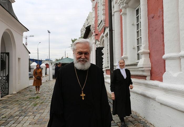 Протоиерей Леонид Ролдугин. Сентябрь 2021 г. Фото Дмитрия Пашкеева