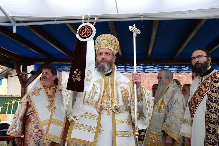 Ο Αρχιεπίσκοπος Αχρίδος κ.Ιωάννης. Πηγή: poa-info.org