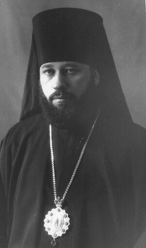 Епископ Владимир (Сабодан)