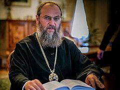 Митрополит Бориспольский Антоний: Приезд Константинопольского Патриарха в Киев не стал значительным событием в духовной жизни Украины