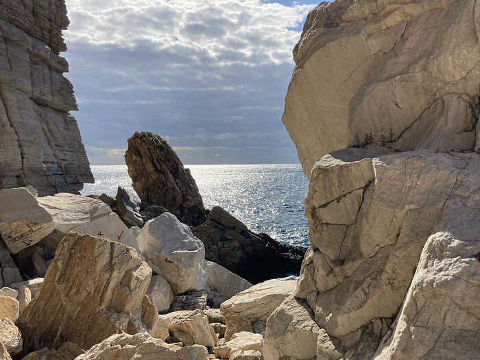 More boulders!