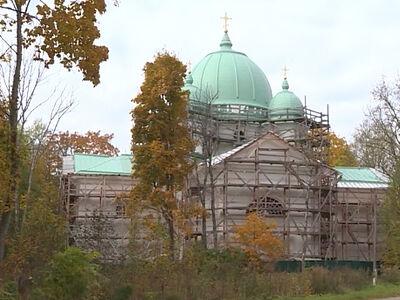 В Бельском Устье реставрируют уникальный храм восемнадцатого века
