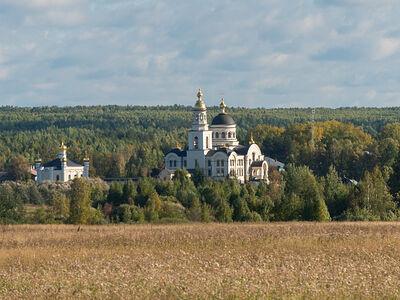 Η φιλόξενη γη του Αγίου Συμεών: η Σκήτη της Ιεράς Μονής Νόβο-Τίχβινσκιϊ, στο χωριό Μερκούσινο
