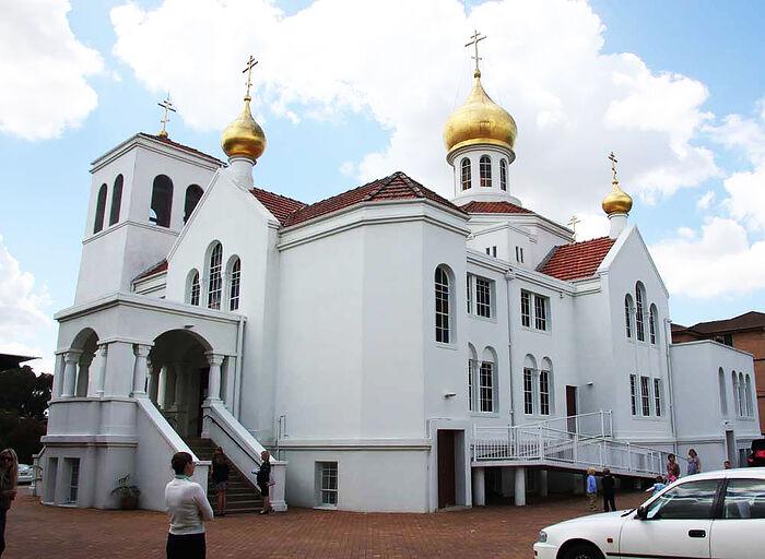 Свято-Покровский храм, Кабраматта