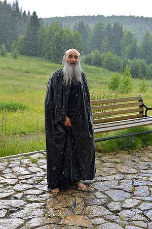 Ιεροδιάκονος Ηλιόδωρος (Γκαριγιάντς). Φωτογραφία: Alexey Loven