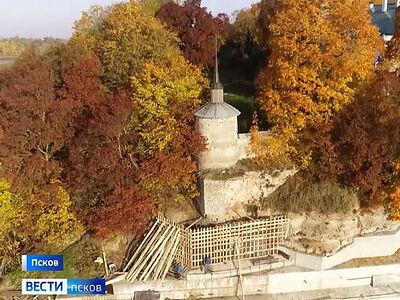 Российское сообщество охраны памятников высоко оценивает работу псковских реставраторов