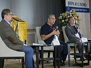 Панельная дискуссия «Цензура в медиа и суверенный Интернет» прошла в рамках фестиваля «Вера и слово»
