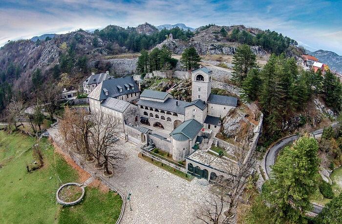 Цетинский монастырь Черногорско-Приморской митрополии СПЦ не достался раскольникам
