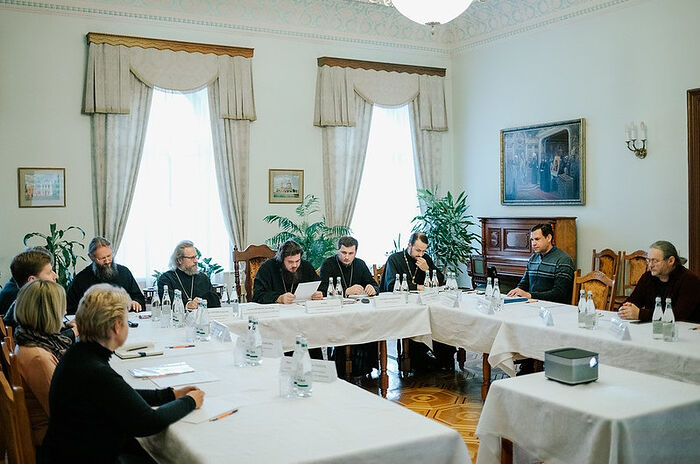 Состоялось заседание Комиссии по развитию православного паломничества