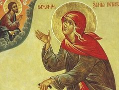 The Life of St. Xenia of Petersburg