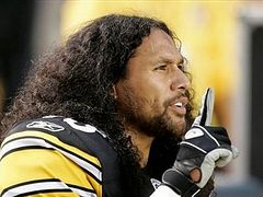 Football's Polamalu went on 'quest to find the truth'