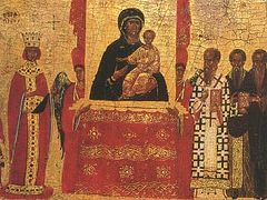 Синаксарь в неделю Торжества Православия