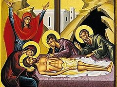 Services on Holy Friday