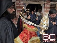 Orthodox monasticism featured on American TV for Pascha