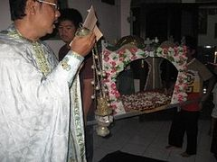Pascha in the Indonesian Orthodox Church