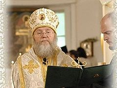 Anniversary of the Enthronement of Met. Hilarion, Russian Church Abroad. His Enthronement Speech