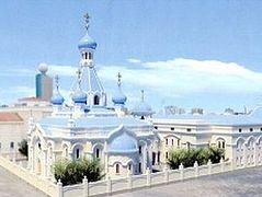 First Russian church built in Arabian Peninsula