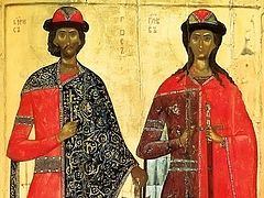 On the Sunday of All the Saints Who Shone Forth in the Russian Land