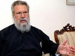 Архиепископ Кипрский Хризостом: «Турки хотят уничтожить на острове любые следы христианства»