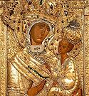 The Tikhvin Icon of the Mother of God