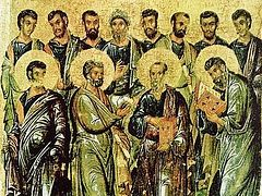 Homily on the Day of the Apostles Peter and Paul